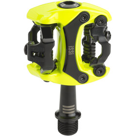 iSSi Flash III Pedale hi-vis yellow